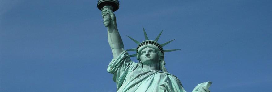 partir aux États-Unis
